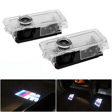 2x LED Türlicht Beleuchtung Projektor M Logo für BMW E92 E93 F10 F07 F12 F13 F01