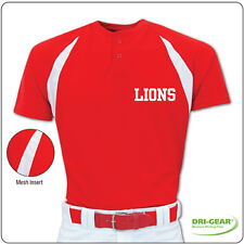 Custom baseball uniforms your color printing included! Jerseys! Sale!