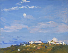 Lavery John Sir Moonrise Tangiers Canvas 16 x 20  #3443