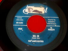 LAMPLIGHTERS~ROLL ON~ LOVE ROCK AND THRILL~FEDERAL 12212~ R&B 45