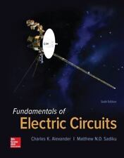 Fundamentals of Electric Circuits 6e Global Edition