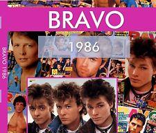 BRAVO 1986 - Alle Ausgaben des Jahres komplett im pdf Format - IM DIGIPACK!!!