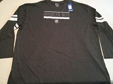NBA Brooklyn Nets Mens 5XL Shirt Gray NWT