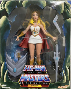 SHE-RA FILMATION SUPER 7 MOTU FIGURE MASTERS OF THE UNIVERSE HE-MAN NEW