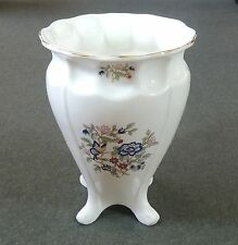 Royal Tara Bone China Harmony Floral Hand Crafted Vase Galway Ireland Euc