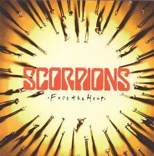 SCORPIONS/Face the Heat * NEW CD 1993 * NOUVEAU