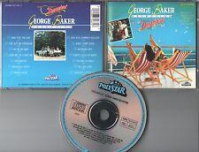 George Baker Selection  CD  DREAMBOAT  (c) 1988  POYSTAR  RARE CD