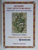 Itinerario celtico sibillino in lambrettaMatteucci giuseppe viaggi fermo marche