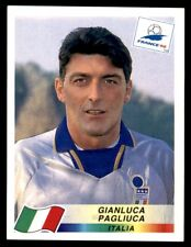 Panini France 98 (Italy) Gianluca Pagliuca No. 102