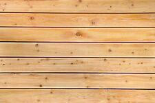 45 m² sibirische Lärche KOMPLETTSET Terrassendielen 3,00 m Holz Diele Bausatz