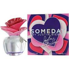 Someday By Justin Bieber by Justin Bieber Eau de Parfum Spray 3.4 oz