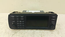 SAAB 93 9-3 HEAD UNIT SAT NAV NAVIGATION SCREEN ICM3 RHD 12768222 AA