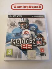 Madden 25 PS3 Playstation, Supplied by Gaming Squad Ltd