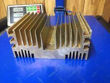 Large Reclaimed Extruded Aluminum Heatsink 7 X 6 X 3 595 Lbs