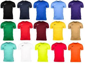 Nike Dry Park VII Herren T-Shirt Tee Sport Shirt Fussball
