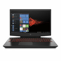 "Hewlett Packard Omen 17"" Gaming Laptop, Intel Core, NVIDIA GeForce RTX 2080"