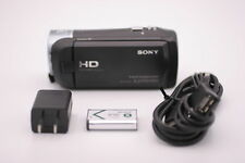 Sony HDR-CX240 Caméscope Vidéo Caméscope avec 2.7-Inch LCD - Noir