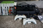 Microsoft Xbox 360 with 15 games Bundle And Kinect (250GB)