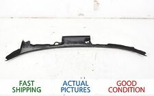 2009 - 2012 BMW 750LI F02 FRONT WINDSHIELD WIPER ARM PANEL COWL COVER TRIM - OEM
