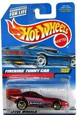 1999 Hot Wheels #998 Firebird Funny Car