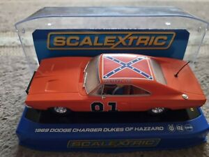 Scalextric C3044 General Lee Dodge Charger