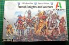 Italeri 6901 French knights and warriors 1:32 scale 54mm  Boxed model