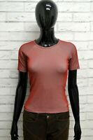 Maglia Donna FENDISSIME Taglia XS Maglia Maglietta Blusa Shirt Woman Slim Skinny