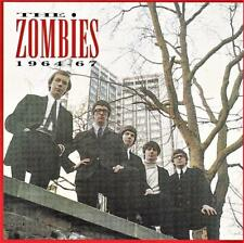 THE ZOMIES - 1964-67 (NEW CD)