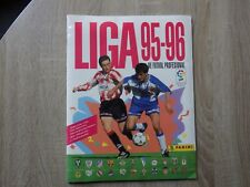 ALBUM PANINI FOOTBALL FUTBOL LIGA 95/96 Espana ESPAGNE SPAIN COMPLETE 1995 1996