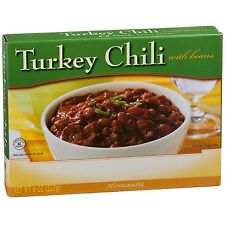 NUTRIWISE | Turkey Chili w/Beans Dinner | Low Calorie, Low Fat, High Protein