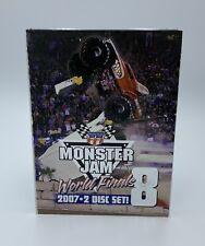 New listing 2007 Monster Jam World Finals 8 (2007, 2-disc DVD set)