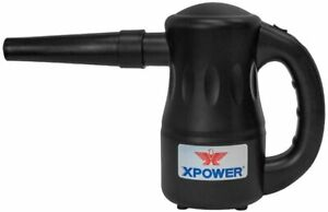 XPOWER A-2 Airrow Pro Black Multi-Use Electric Computer Duster