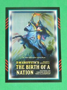 2011 Panini Americana Movie Posters Materials LILLIAN GISH 249/499 card #1!
