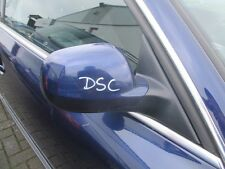 el. Außenspiegel rechts VW Passat 3BG indigoblau LB5N Spiegel blau