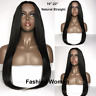 360 Curly Indian Human Hair Lace Front Wig Silk Top Full Lace Wigs Black Cheap #