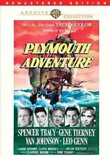 PLYMOUTH ADVENTURE (1952 Spencer Tracy) remastered Region Free DVD - Sealed