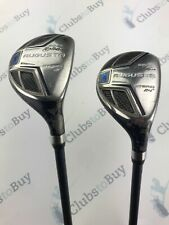 2 x MD Golf Seve Ballesteros Augusta Rescues Ladies Right Hand 21 & 24 Degree