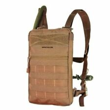 Condor Tidepool Hydration System Carrier Tactical Military Coyote Brown