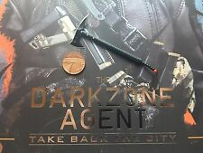 Virtual Toys The Dark Zone Agent Short Black Axe loose 1/6th scale NOT FULL SIZE