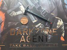Virtual Toys la zona scura agente SHORT BLACK AXE LOOSE 1 / 6A scala non Full Size