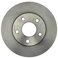 Disc Brake Rotor-Non-Coated Front ACDelco Advantage 18A559A