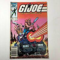 G.I. JOE A Real American Hero! # 51 (1986) Marvel Comic GI Joe