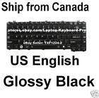 Toshiba Satellite L730 L730D L735 L735D L740 L740D L745 L745D Keyboard Black US