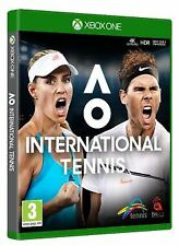 AO International Tennis Xbox One Game - Pre Order