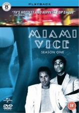Olivia Brown, John Diehl-Miami Vice: Series 1  DVD NUEVO