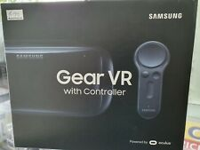 samsung gear vr with controller in the box new never used!