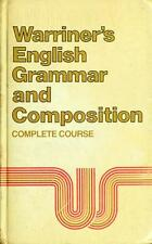 English Grammar and Composition: Complete Course Grade 12