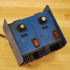Hka Kc- / Kc Bowl Feeder Controller 120V 60Hz 12Amps/15Amps - Used