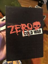 Rare Zero Cold War (Dvd) Skatebaord jamie thomas tommy guns chris cole Fallen