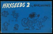 Hayseeds 2 by Hargreaves 1972 First Edition